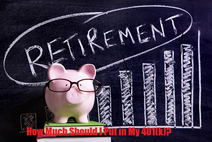 How much should I save with my 401(k)?