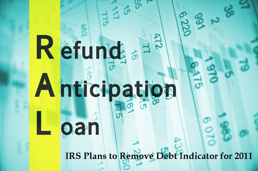 IRS Plans to Remove Debt Indicator for 2011