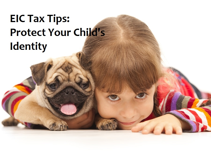 Protect yourself from identity theft. Don't let anyone have your child's social security card.