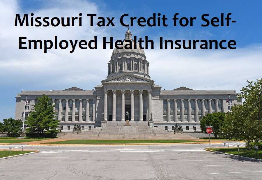 MO self-employed health insurance tax credit