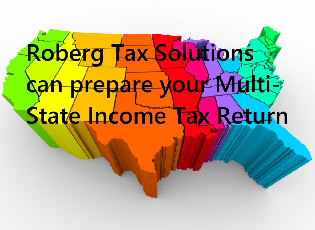 Preparing multi-state tax returns is tough.