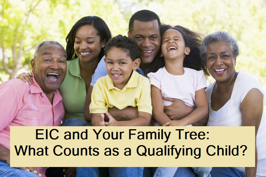 Qualifying child is an IRS term for claiming a dependent.