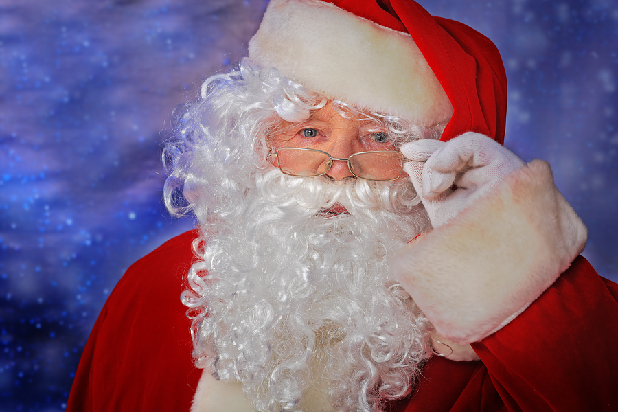 5 Things You Didn't Know About Santa's Tax Return