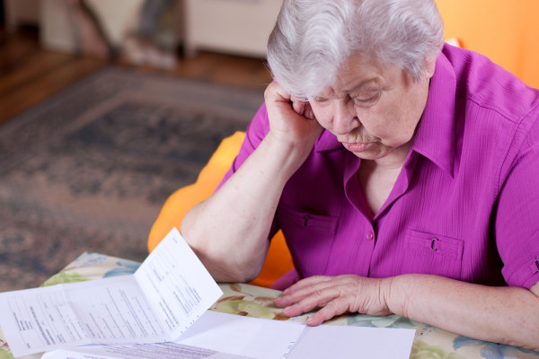 If you have an aging parent who is beginning to show signs of Alzheimer's or dementia, it's important to step in and assist with taxes so they don't wind up in trouble with the IRS.